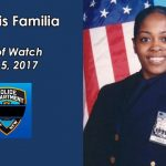 Officer Miosotis Familia.