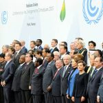 The Paris Agreement was signed in 2016.