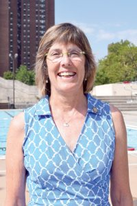"""Swimming is probably the most important skill we can teach our children,"" said State Parks Commissioner Rose Harvey."