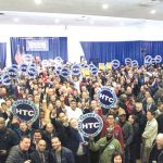 HTC represents than 30,000 hotel workers in the city.