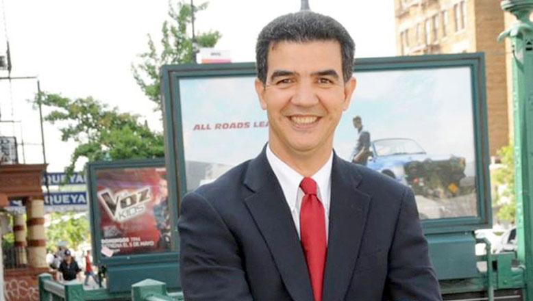 Councilmember Ydanis Rodríguez is Transportation Committee Chair.