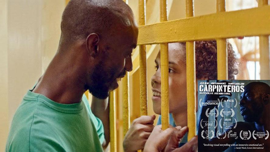 The film Carpinteros will be screened.