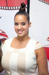 Dominican actress and artist Dascha Polanco was honored.