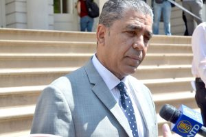 """ICE is saying one thing and doing another,"" said Congressman Adriano Espaillat."