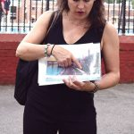 Northern Manhattan Parks Administrator Jennifer Hoppa discusses the pool.