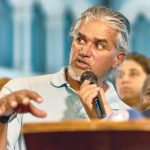 """People are terrified,"" said Ravi Ragbir, Executive Director of the New Sanctuary Coalition."