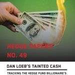 The group released a report critical of Loeb's donations.