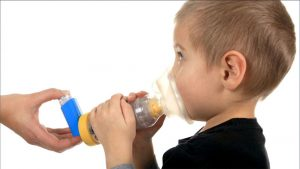 Asthma can cause children to miss school.