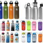 Consider a reusable water bottle.