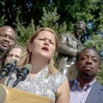 """""""[The] despicable acts of J.MarionSims arerepugnant,"""" said Council Speaker Melissa Mark-Viverito."""