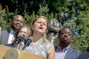 """[The] despicable acts of J. Marion Sims are repugnant,"" said Council Speaker Melissa Mark-Viverito."