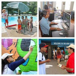 The city's SYEP program employed more than 70,000 young people.
