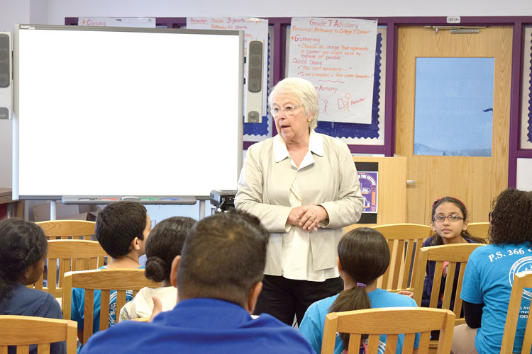 """You are going to be able to be a lot smarter because of this,"" said Fariña."