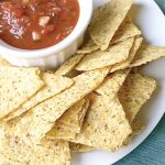 Incorporate whole grains at snack time.