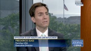 Isasi argues Congress could step in and authorize the payments.