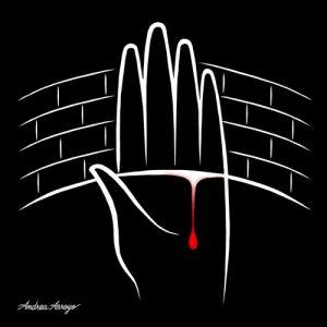 No Ban, No Wall by Andrea Arroyo.