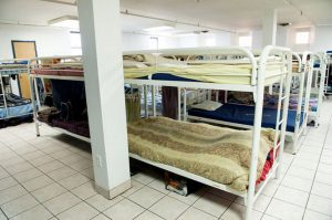 Homeless shelters have been targeted, said advocates.
