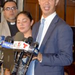 """""""We are only one nation,"""" said Councilmember Ydanis Rodríguez."""