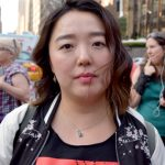 Angie Kim is a DACA recipient. Photo: G. McQueen