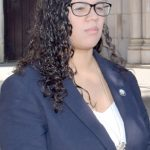 """""""We must come out and vote,"""" said State Assemblymember Carmen De La Rosa."""