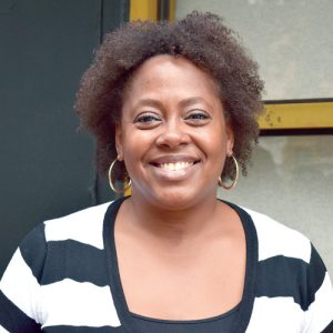 Nikoa Evans-Hendricks is the Executive Director of Harlem Park to Park.