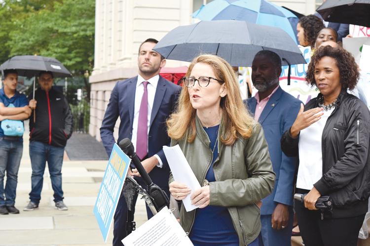 """This is a very reasonable request,"" charged Success Academy CEO Eva Moskowitz."