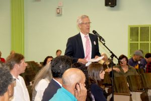 Philip Simpson is a member of Save Inwood Library.