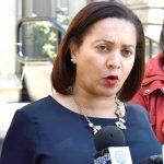 """We have to do the work,"" said State Senator Marisol Alcántara."