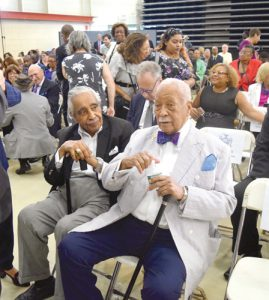 Charles Rangel and David Dinkins.