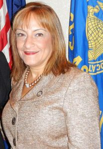 OASAS Commissioner Arlene González-Sánchez.