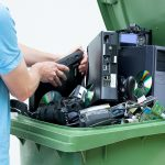 There are responsible ways to manage electronic waste.