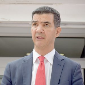 """It's a big responsibility,"" said City Councilmember Ydanis Rodríguez."