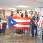 The event was held at Taino Towers.