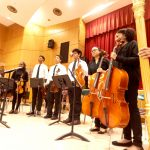 Washington Heights Conservatory of Music performed.