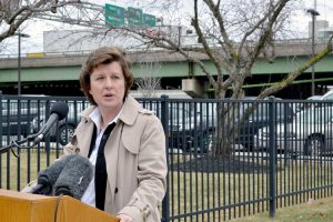 Syracuse Mayor Stephanie Miner.