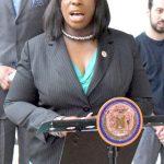 Councilmember Vanessa Gibson.