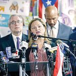 """""""This is an issue of injustice and inequity,"""" said Speaker Melissa Mark-Viverito."""