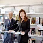 BrooklynPublic Library President Linda Johnson.