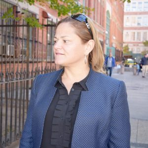 """You see the level of frustration and desperation,"" said Speaker Melissa Mark-Viverito."