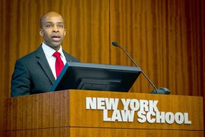 Alphonso David is Counsel to Governor Andrew Cuomo.