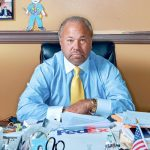 Independent candidate Bo Dietl.