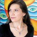 Artist and activist Andrea Arroyo.