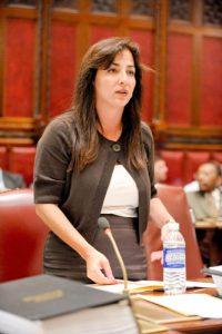 The pair of bills is co-sponsored by State Senator Diane Savino.