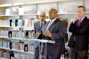 Deputy Mayor Richard Buery lauded the decision.