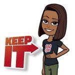 Carroll as an avatar.