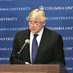 """""""This year's prize is a testament to the excellence of our biomedical research,"""" said Columbia University President Lee Bollinger."""