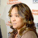Sharlee Jeter serves as President of the Turn 2 Foundation.