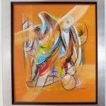 Palassodescribes his work as conceptual art.