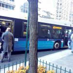 Advocates have called for all-door boardingon all MTA buses.