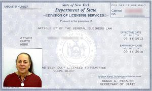 The Department of State issues the licenses.